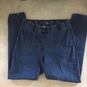 Nine West Skinny Pull-on Jeans
